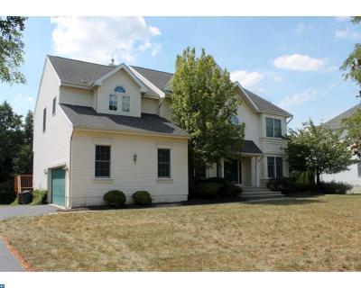 Mount Laurel Single Family Home ACTIVE: 5 Halter Court