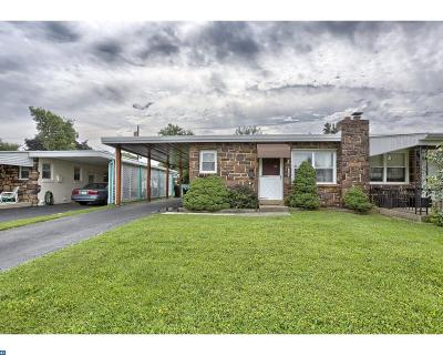 Conshohocken Single Family Home ACTIVE: 1331 Hillcrest Road