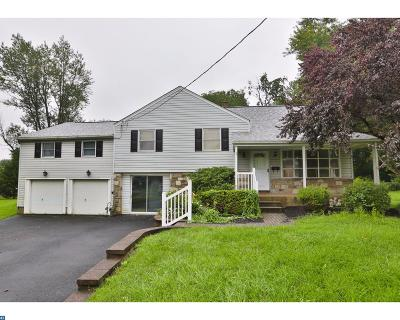 Hatboro Single Family Home ACTIVE: 117 Parkway Road