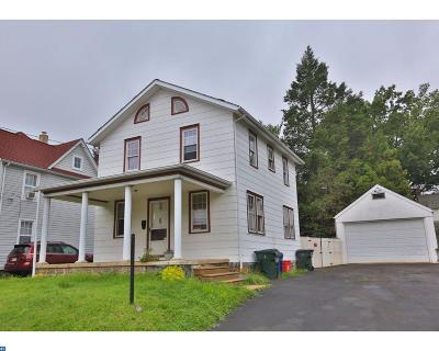 Abington Single Family Home ACTIVE: 228 Tulpehocken Avenue
