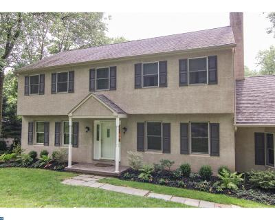 Newtown Square Single Family Home ACTIVE: 219 Hansell Road