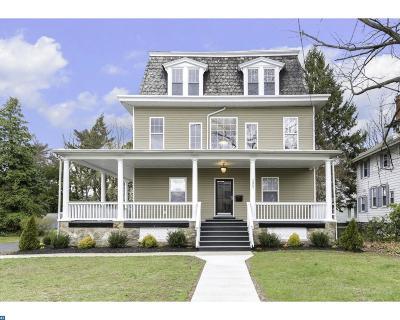 Merchantville Single Family Home ACTIVE: 207 E Maple Avenue