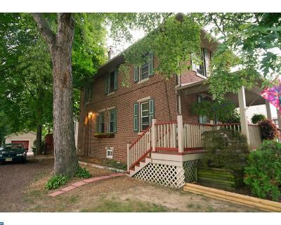 Pennsauken Single Family Home ACTIVE: 7775 Marion Avenue