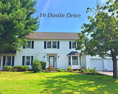 Lawrenceville Single Family Home ACTIVE: 10 Dustin Drive