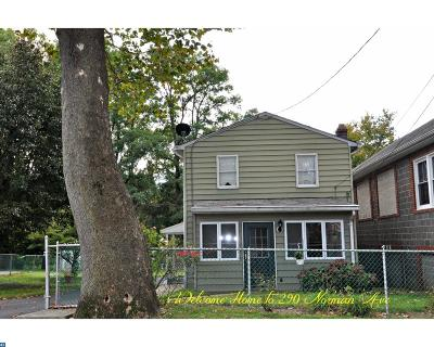 Roebling Single Family Home ACTIVE: 290 Norman Avenue