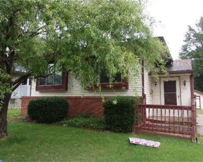 Gloucester City Single Family Home ACTIVE: 38 Cornell Avenue