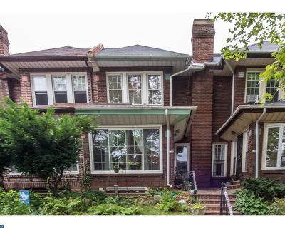 Philadelphia Condo/Townhouse ACTIVE: 449 S 48th Street