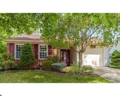 Burlington Township Single Family Home ACTIVE: 2 Pine Brook Court