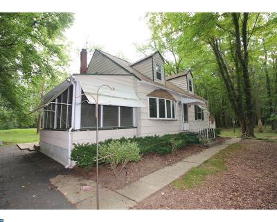Burlington Township Single Family Home ACTIVE: 1211 Jacksonville Road