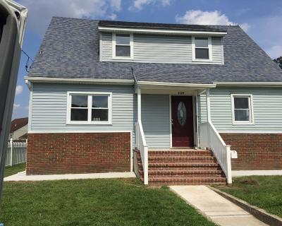 Bellmawr Single Family Home ACTIVE: 1129 Howard Avenue