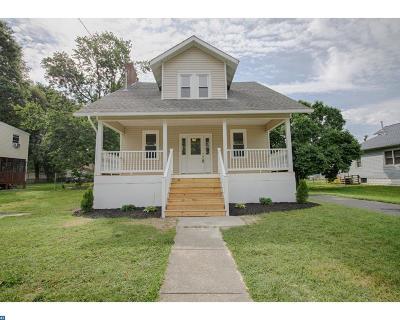 Laurel Springs Single Family Home ACTIVE: 219 Washington Avenue