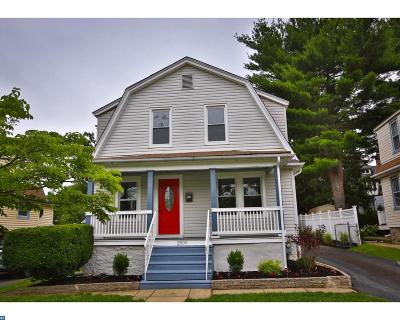 Abington Single Family Home ACTIVE: 2509 Mount Carmel Avenue