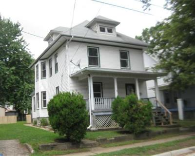 Woodlynne Single Family Home ACTIVE: 177 Elm Avenue