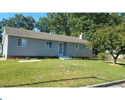 Browns Mills Single Family Home ACTIVE: 601 Concord Drive