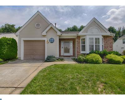 Mount Laurel Single Family Home ACTIVE: 126 Peppergrass Dr S