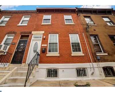 Philadelphia Condo/Townhouse ACTIVE: 1329 S 18th Street