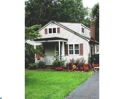 PA-Bucks County Single Family Home ACTIVE: 995 Swayze Avenue