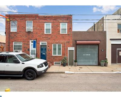 Philadelphia Condo/Townhouse ACTIVE: 1515 S Franklin Street