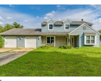 Marlton Single Family Home ACTIVE: 133 Meadowview Circle