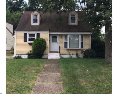 Lindenwold Single Family Home ACTIVE: 233 Countiss Avenue