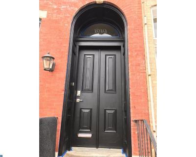 Philadelphia Condo/Townhouse ACTIVE: 1619 Christian Street #B