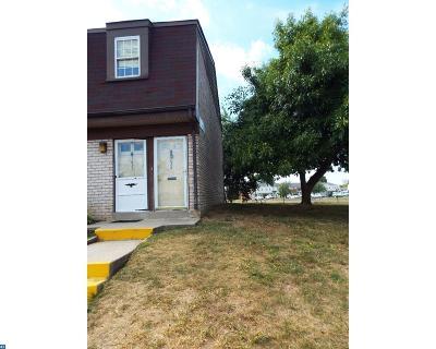 Burlington Township Condo/Townhouse ACTIVE: 1028 Jardin Court