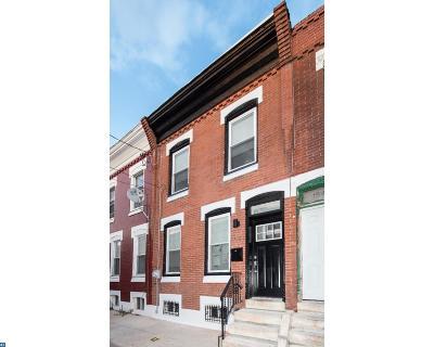 Philadelphia Condo/Townhouse ACTIVE: 1541 S Garnet Street