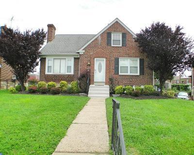 Philadelphia Single Family Home ACTIVE: 8105 Bradford Street