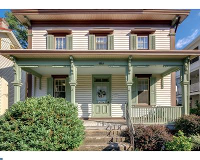PA-Bucks County Single Family Home ACTIVE: 107 E Oakland Avenue