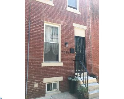 Philadelphia Condo/Townhouse ACTIVE: 1515 S Beulah Street
