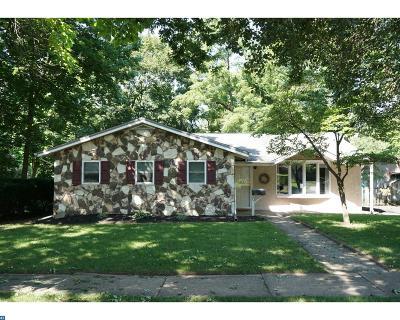 Wenonah Single Family Home ACTIVE: 6 Monroe Avenue
