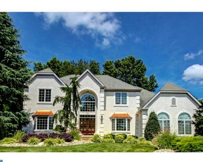 Mount Laurel Single Family Home ACTIVE: 100 Mountainview Road
