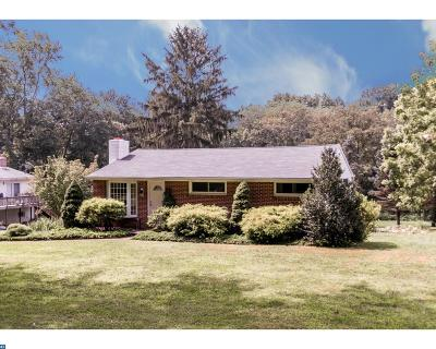 Chadds Ford PA Single Family Home ACTIVE: $299,900