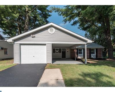Willingboro Single Family Home ACTIVE: 188 Somerset Drive