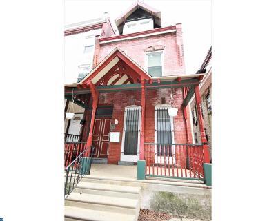 Philadelphia Multi Family Home ACTIVE: 423 Preston Street