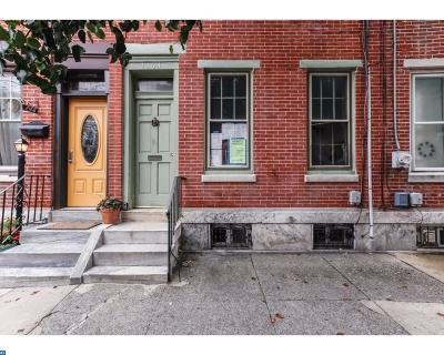 Philadelphia Condo/Townhouse ACTIVE: 2164 E Cumberland Street