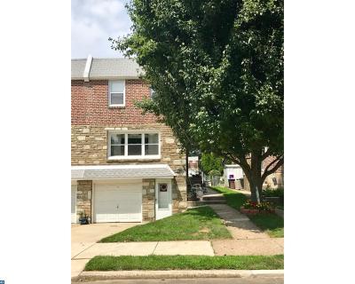 Philadelphia Single Family Home ACTIVE: 7940 Ferndale Street