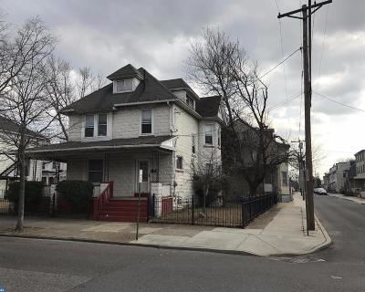 Gloucester City Single Family Home ACTIVE: 10 S Sussex Street