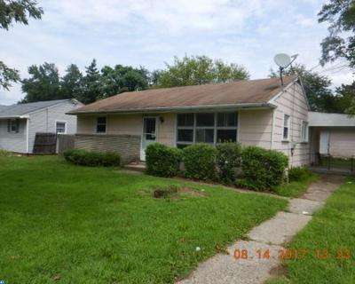 Lindenwold Single Family Home ACTIVE: 401 Locust Avenue