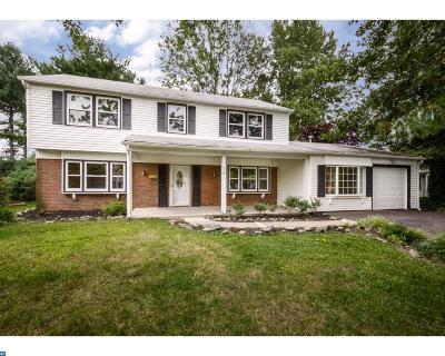 Willingboro Single Family Home ACTIVE: 76 Eddington Lane
