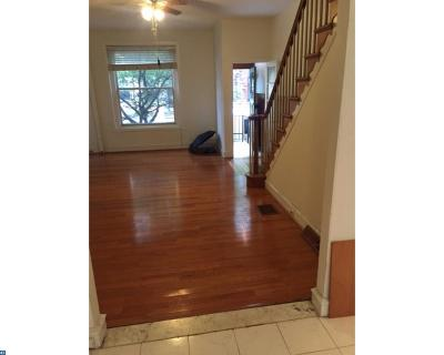 Philadelphia Condo/Townhouse ACTIVE: 1816 S 12th Street