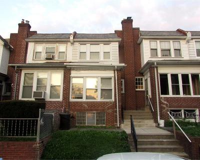 Philadelphia Condo/Townhouse ACTIVE: 6635 Fairhill Street