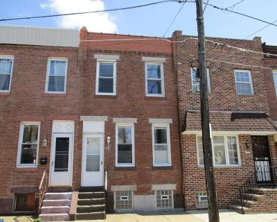 Philadelphia Condo/Townhouse ACTIVE: 2961 Miller Street