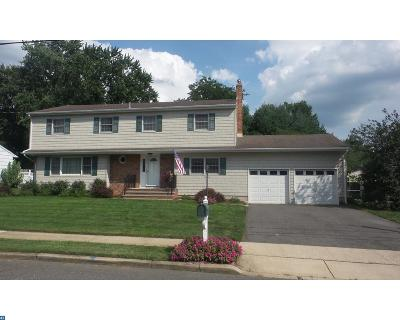 Bordentown Single Family Home ACTIVE: 15 Bennington Road