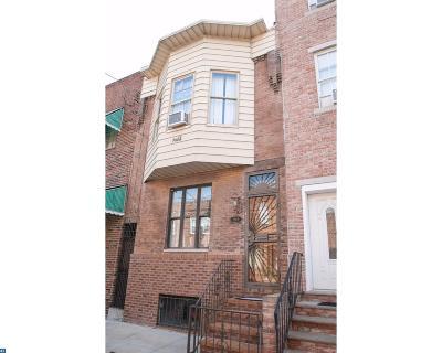 Philadelphia Condo/Townhouse ACTIVE: 2009 S 13th Street