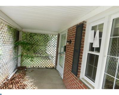 Willingboro Single Family Home ACTIVE: 9 Bancroft Lane