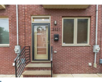Philadelphia Condo/Townhouse ACTIVE: 2321 E Thompson Street
