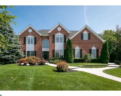 Moorestown Single Family Home ACTIVE: 11 Fieldstone Way