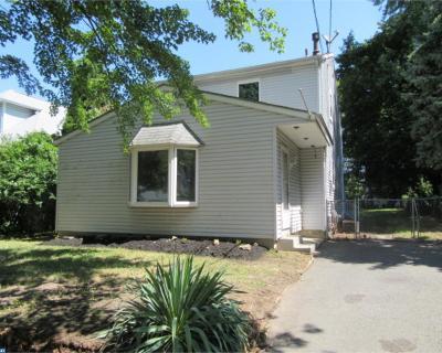 Pennsauken Single Family Home ACTIVE: 220 Curtis Avenue