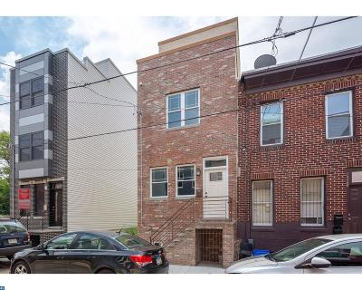 Philadelphia Condo/Townhouse ACTIVE: 1926 Fernon Street
